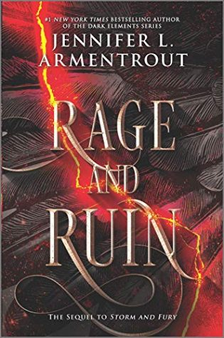 Review: Rage and Ruin by Jennifer L. Armentrout