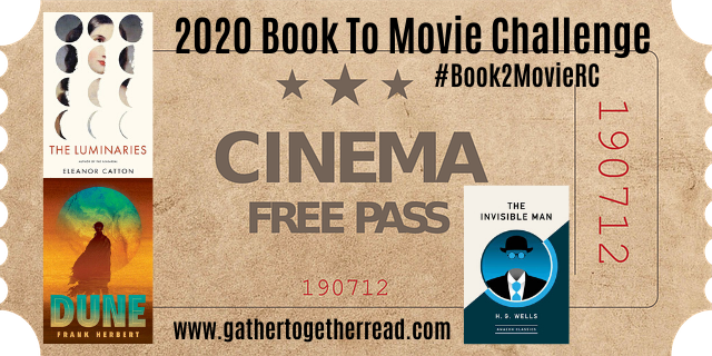 2020 Book to Movie Challenge