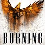 "Book Cover for ""Burning"" by Tamar Sloan and Heidi Catherine"