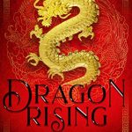 "Book Cover for ""Dragon Rising"" by M. Lynn"