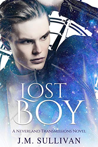 "Book Cover for ""Lost Boy"" by J.M. Sullivan"