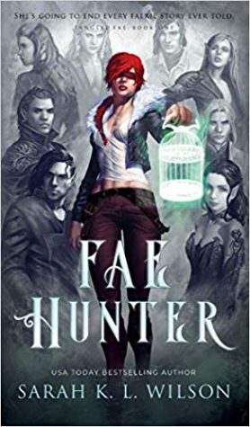 Review: Fae Hunter by Sarah K.L. Wilson