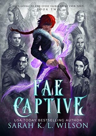 Review: Fae Captive by Sarah K.L. Wilson