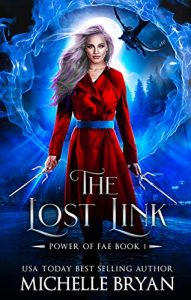 "Book Cover for ""The Lost Link"" by Michelle Bryan"