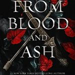 "Book Cover for ""From Blood and Ash"" by Jennifer L. Armentrout"