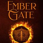 "Book Cover for ""Ember Gate"" by Kay L. Moody"