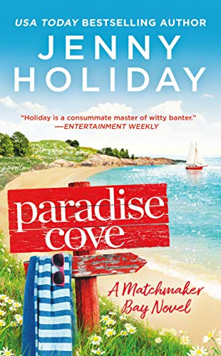 """Book Cover for """"Paradise Cove"""" by Jenny Holiday"""