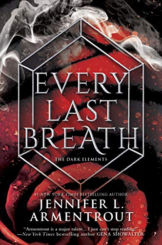 "Book Cover for ""Every Last Breath"" by Jennifer L. Armentrout"