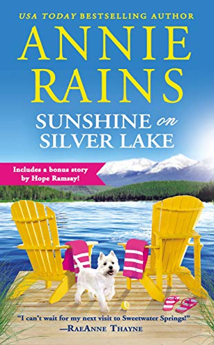 "Book Cover for ""Sunshine on Silver Lake"" by Annie Rains"