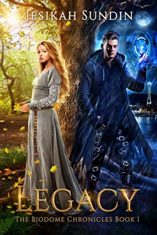 Review: Legacy by Jesikah Sundin