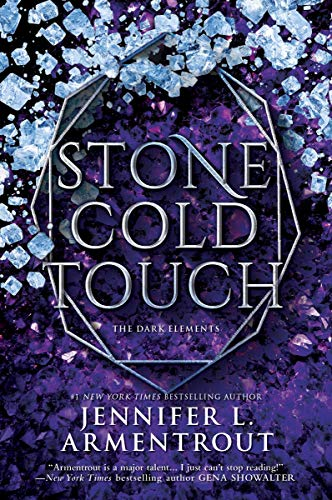 "Book Cover for ""Stone Cold Touch"" by Jennifer L. Armentrout"
