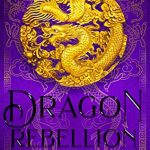 "Book Cover for ""Dragon Rebellion"" by M. Lynn"