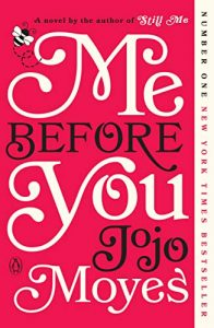 "Book Cover for ""Me Before You"" by Jojo Moyes"