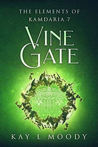 Vine Gate by Kay L. Moody