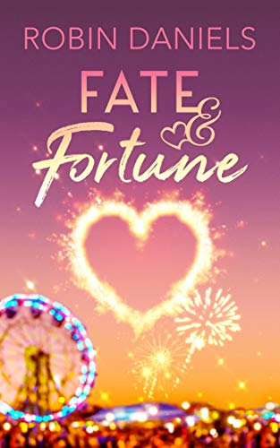 "Book Cover for ""Fate & Fortune"" by Robin Daniel"