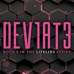 "Book Cover for ""DEV1AT3"" by Jay Kristoff"