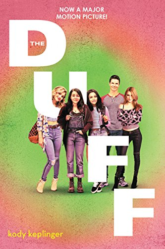 "Book Cover for ""The DUFF"" by Kody Keplinger"