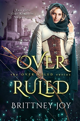 "Book Cover for ""OverRuled"" by Brittney Joy"