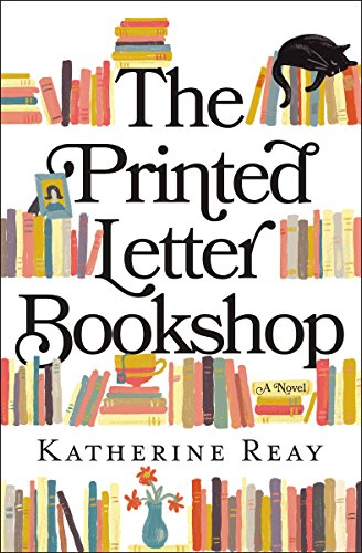 "Book Cover for ""The Printed Letter Bookshop"" by Katherine Reay"