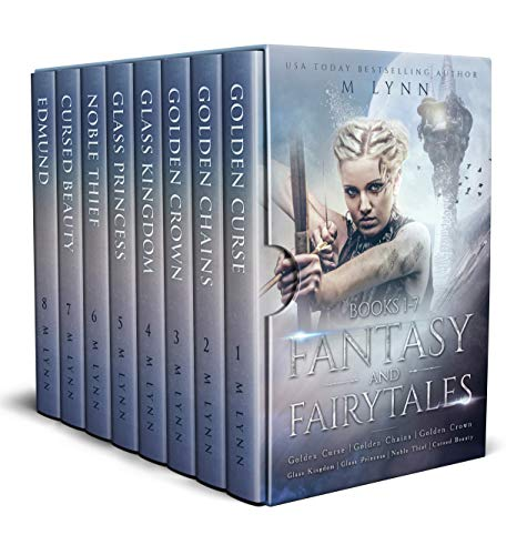 """Book Cover for """"Fantasy and Fairytales: The Complete Series"""" by M. Lynn"""