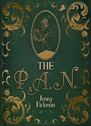 "Book Cover for ""The P.A.N."" by Jenny Hickman"