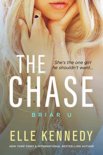 """Book Cover for """"The Chase"""" by Elle Kennedy"""
