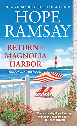 "Book Cover for ""Return to Magnolia Harbor"" by Hope Ramsay"