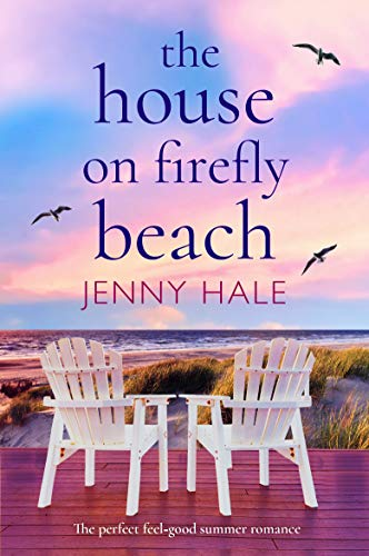 "Book Cover for ""The House on Firefly Beach"" by Jenny Hale"