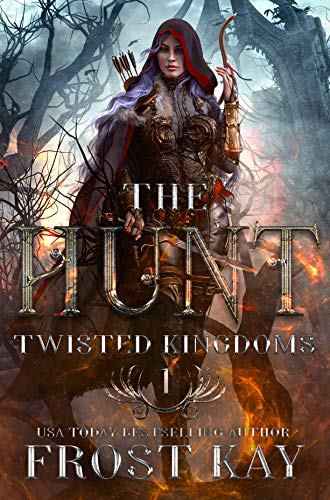 "Book Cover for ""The Hunt"" by Frost Kay"