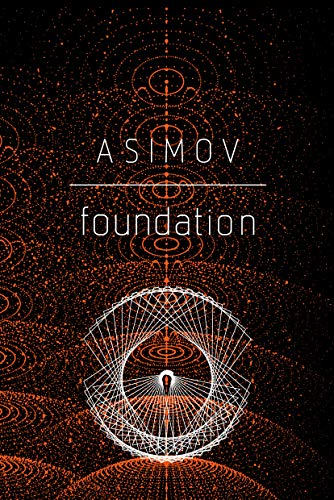 """Book Cover for """"Foundation"""" by Isaac Asimov"""