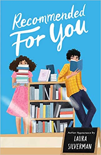 """Book Cover for """"Recommended for You"""" by Laura Silverman"""