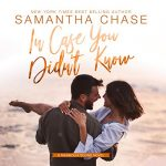 "Audiobook Cover for ""In Case You Didn't Know"" by Samantha Chase"