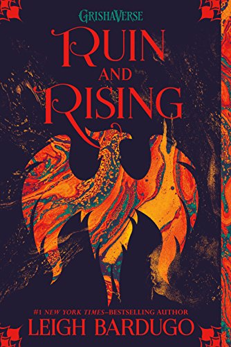 "Book Cover for ""Ruin and Rising"" by Leigh Bardugo"