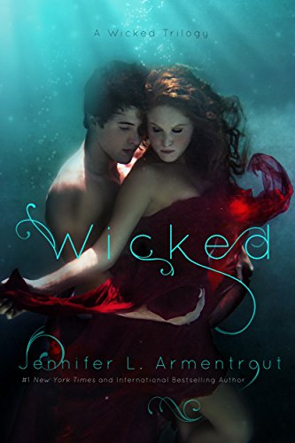 "Book Cover for ""Wicked"" by Jennifer L. Armentrout"