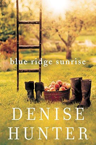 """Book Cover for """"Blue Ridge Sunrise"""" by Denise Hunter"""