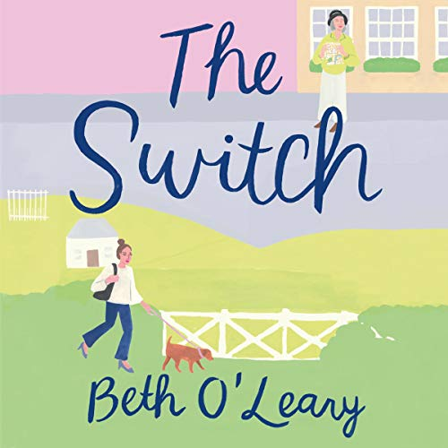 "Audiobook Cover for ""The Switch"" by Beth O'Leary"