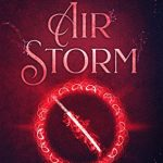 "Book Cover for ""Air Storm"" by Kay L. Moody"