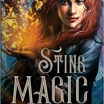 "Book Cover for ""Sting Magic"" by Sarah K.L. Wilson"