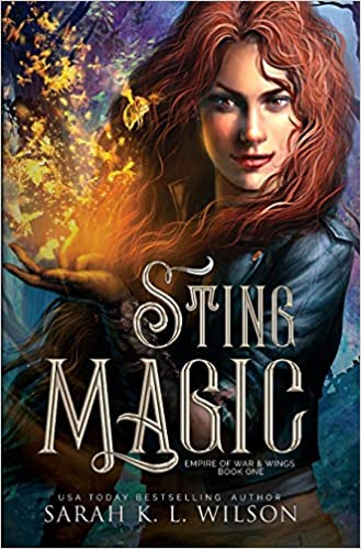Sting Magic by Sarah K.L. Wilson