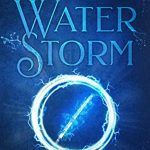 "Book Cover for ""Water Storm"" by Kay L. Moody"