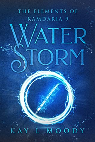 Water Storm by Kay L. Moody