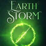 "Book Cover for ""Earth Storm"" by Kay L. Moody"