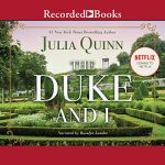 "Audiobook Cover for ""The Duke and I"" by Julia Quinn"