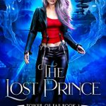 Book Cover for The Lost Prince by Michelle Bryan