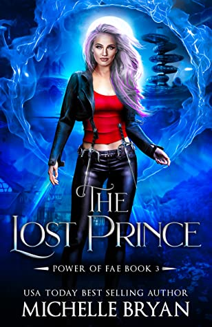 The Lost Prince by Michelle Bryan
