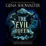 "Audiobook Cover for ""The Evil Queen"" by Gena Showalter"