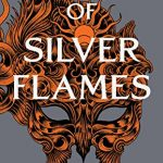 "Book Cover for ""A Court of Silver Flames"" by Sarah J. Maas"