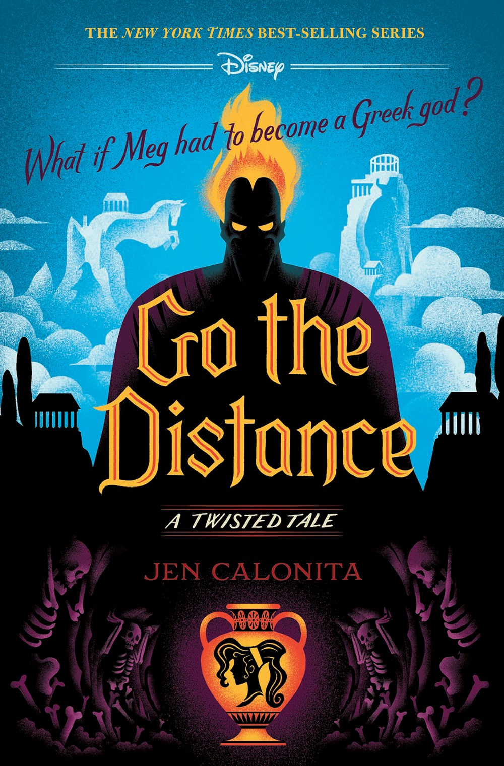 Go the Distance by Jen Calonita